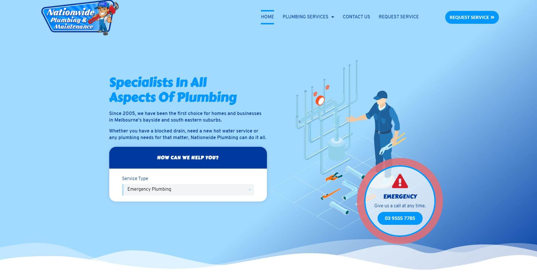 Nationwide Plumbing & Maintenance