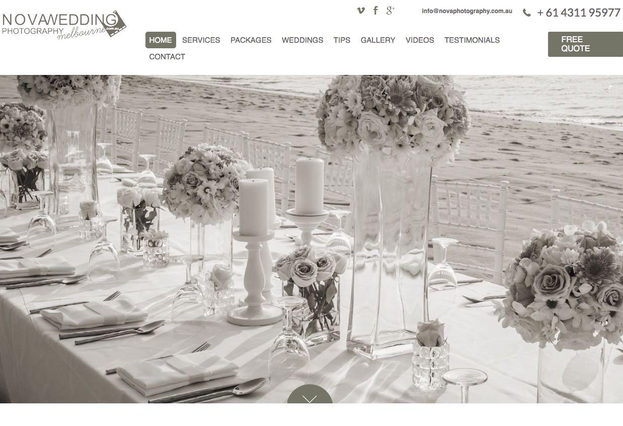 Nova Wedding Photography Mornington Peninsula