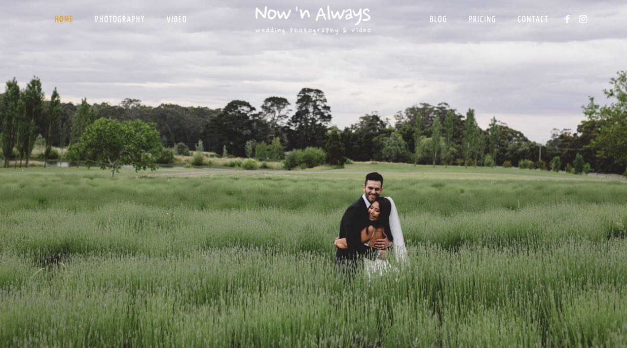 Now And Always Wedding Videographer Yarra Valley