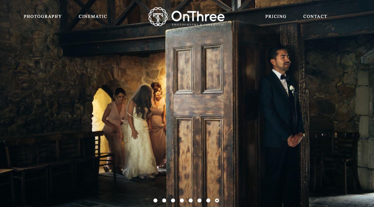 On Three Wedding Videographer Mornington Peninsula