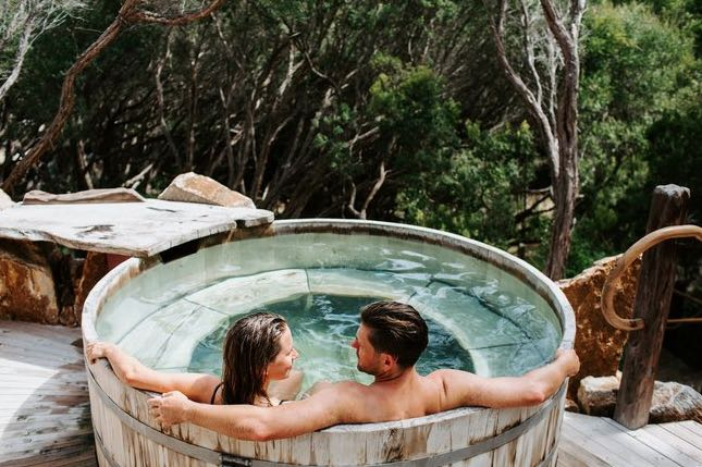 Peninsula Hot Springs Valentine's Day Ideas Melbourne