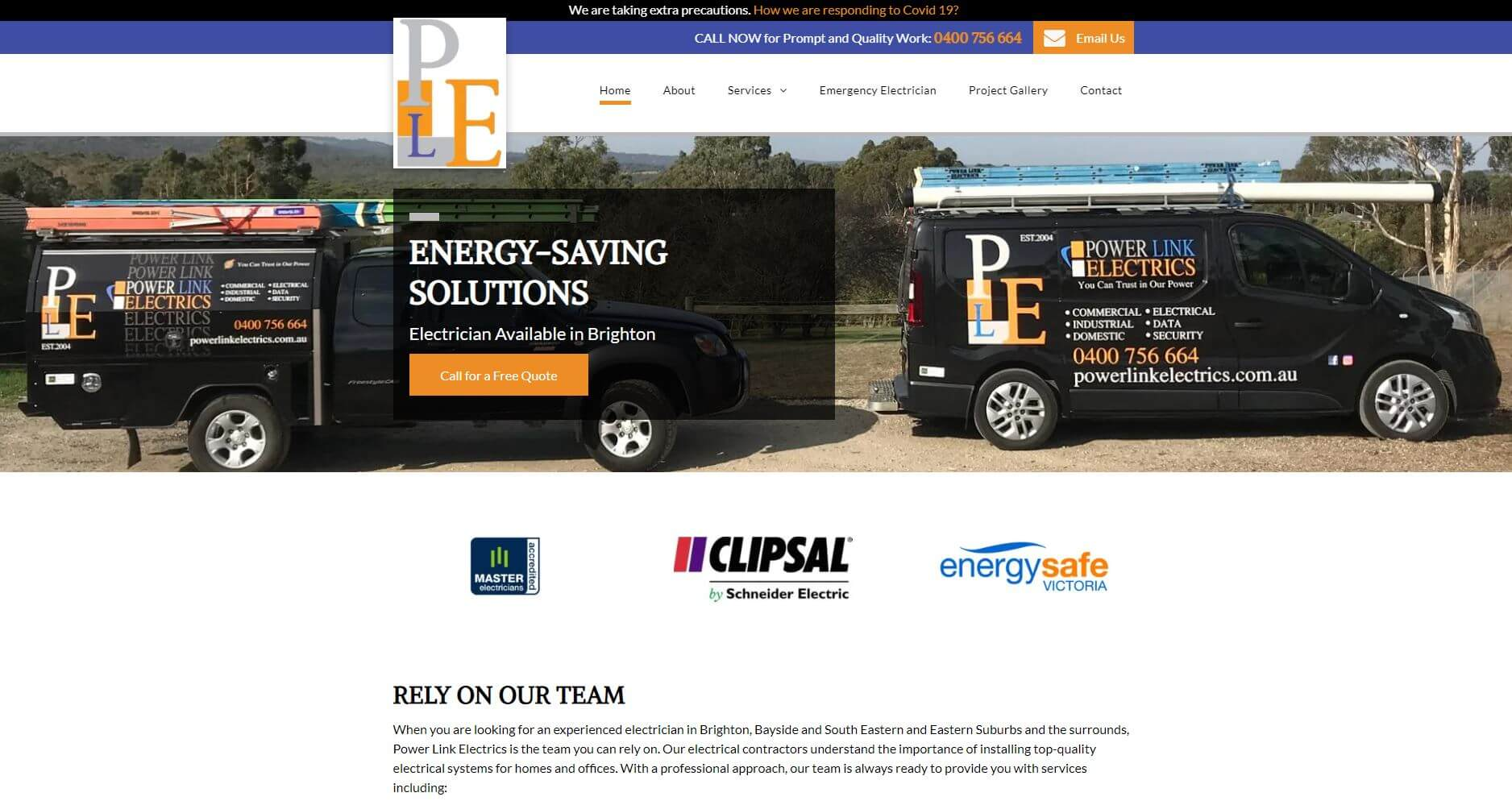 Power Link Electrics