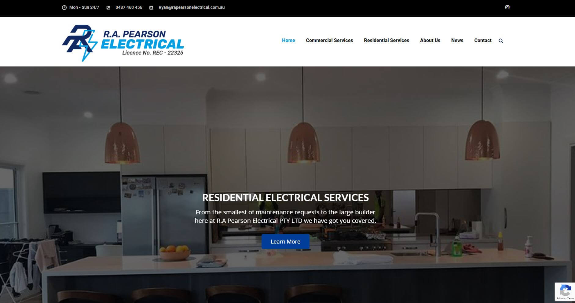 R.a Pearson Electrical