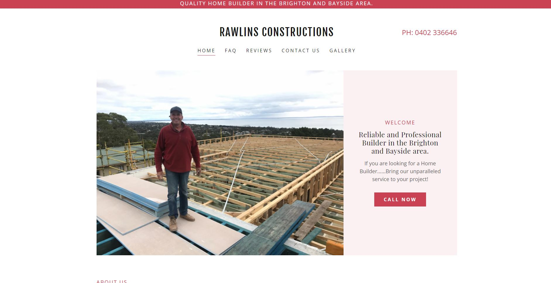 Rawlins Constructions