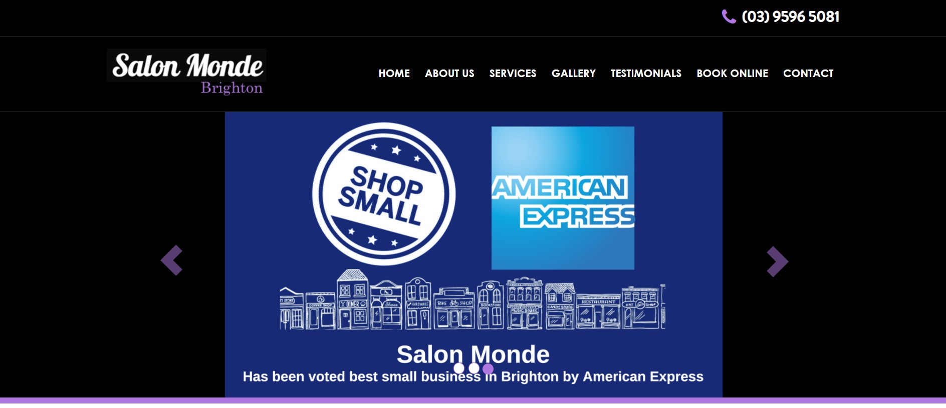 Salon Monde