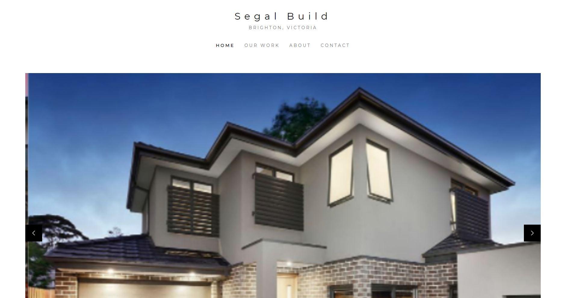 Segal Build