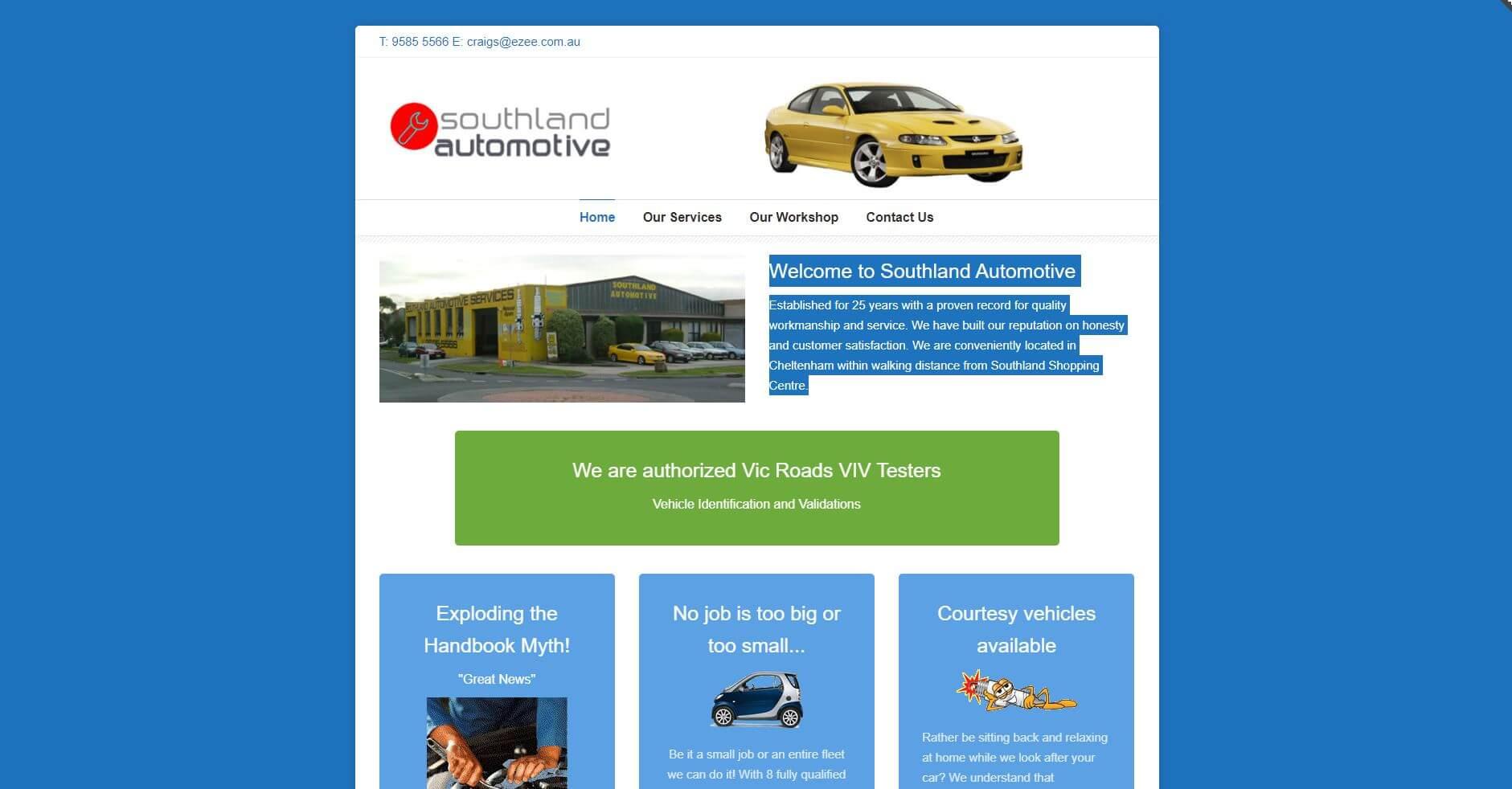 Southland Automotive