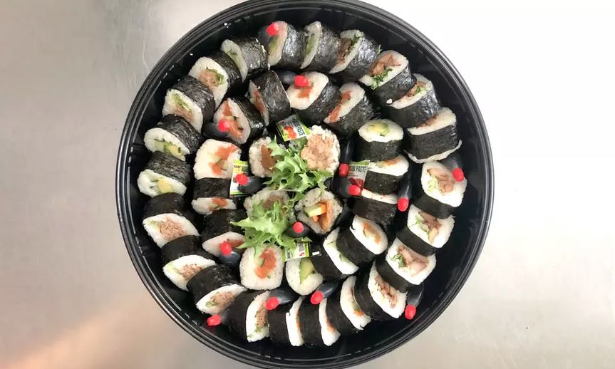 Sushi Date Valentine's Day Ideas Melbourne