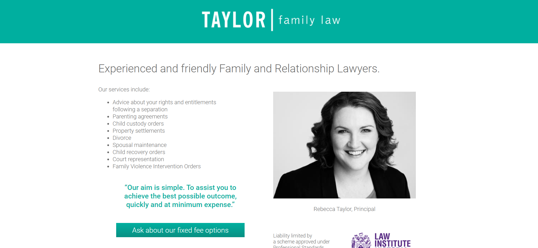 Taylor Family Law