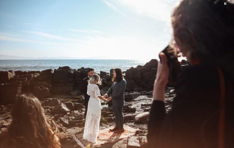 Wedding Photographer Mornington Peninsula Brigthon