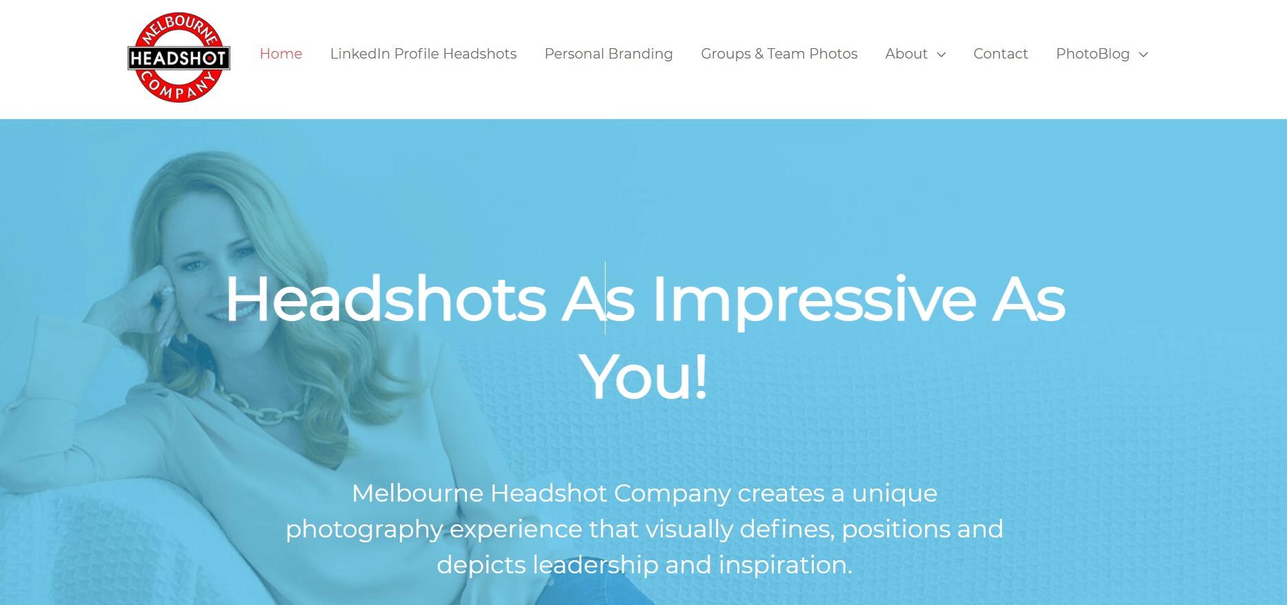 Headshots Melbourne