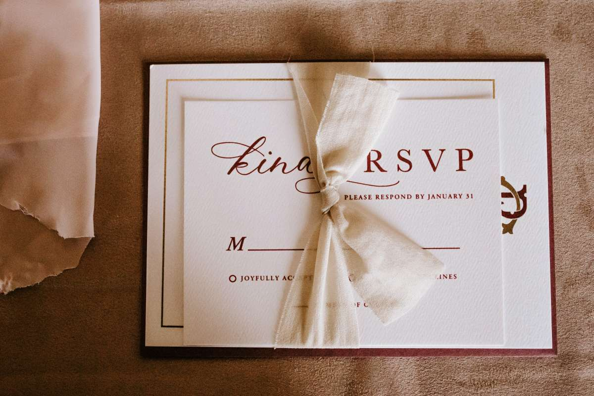 How To Cut Your Wedding Guest List