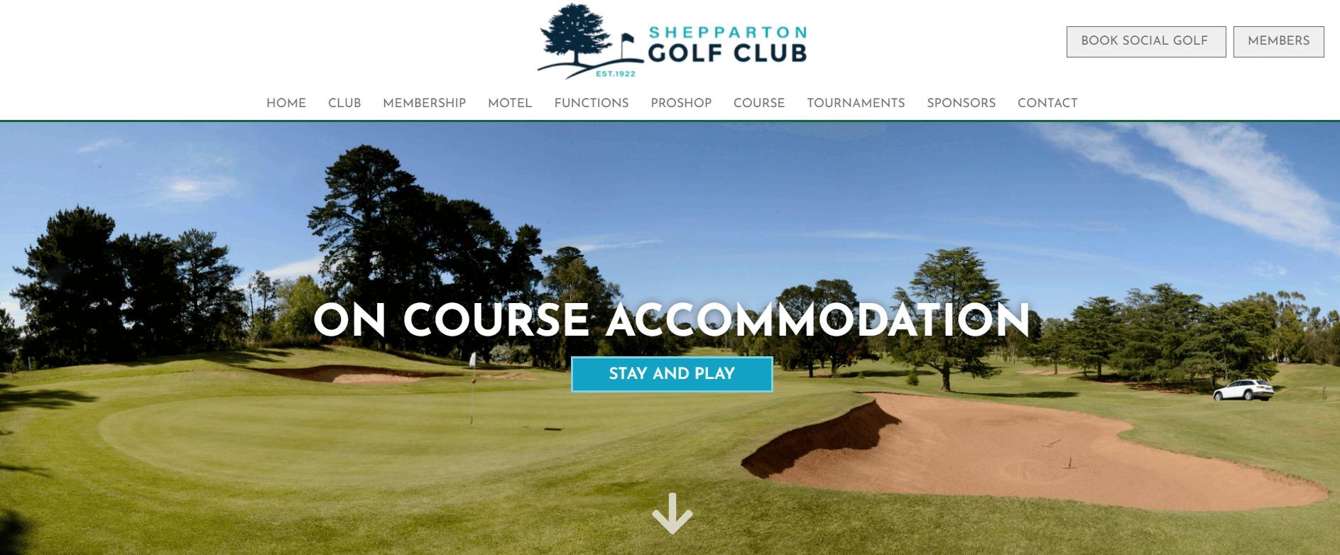 Shepparton Golf Club