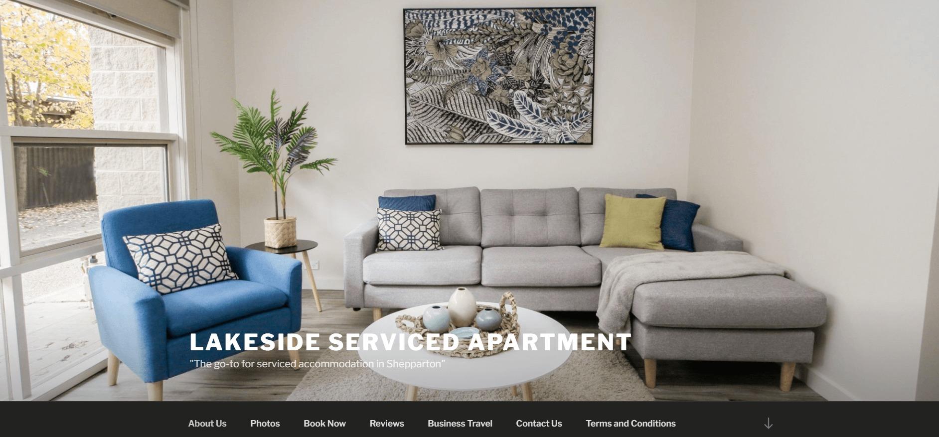 Shepparton Lakeside Serviced Apartment