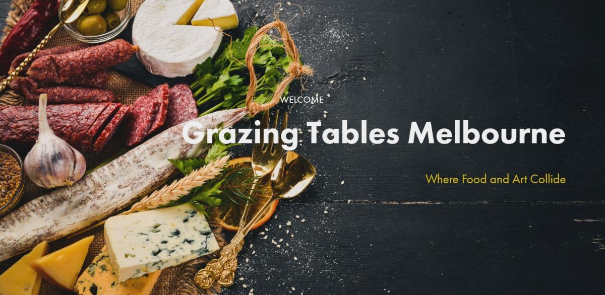 Grazing Tables Melbourne