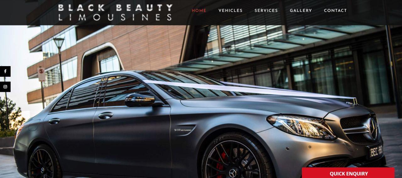 Black Beauty Limousines & Hummer Hire Melbourne