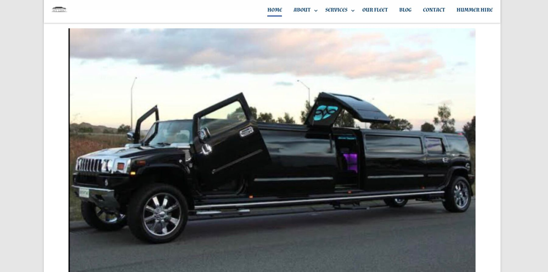 My Limo & Hummer Hire Melbourne