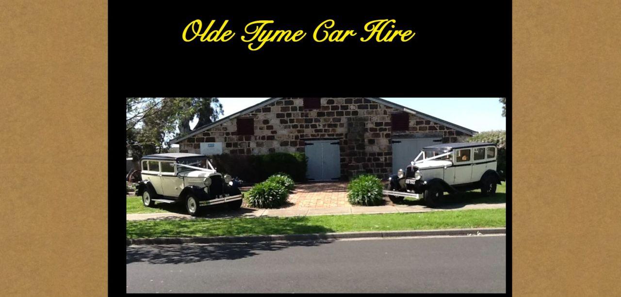 Olde Tyme Limo & Hummer Hire Melbourne